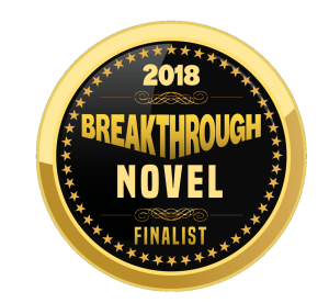 FINALIST - 2018 Breakthrough Novel Awards
