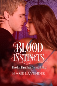 Blood Instincts - eBook Cover - Marie Lavender
