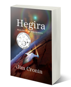 Hegira 3D Cover