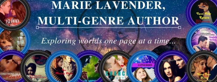 Marie Lavender banner - Facebook
